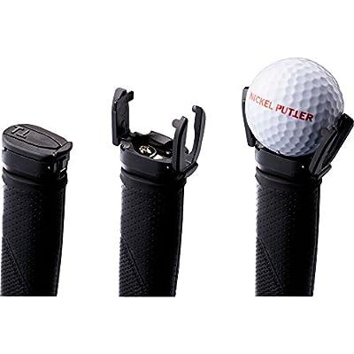 Nickel Putter Golf Ball Pick-Up