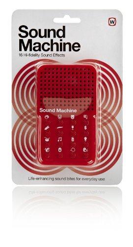 Sound Machine - 16 Hi-Fidelity Sound Effects