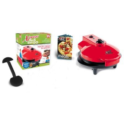 Good Times Xpress Redi-Set-Go Cooker Electric Grill
