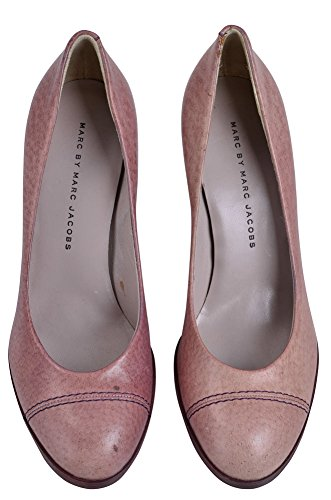 Marc by Marc Jacobs Donna Scarpe Pelle Rosa 36.5
