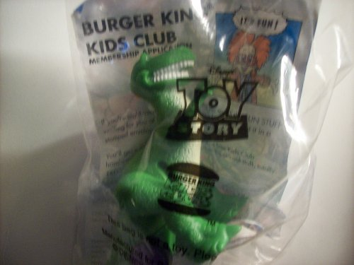 Rex Kids Meal Toy From Toy Story - 1