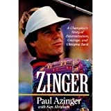 img - for Zinger by Paul Azinger (1995-05-01) book / textbook / text book