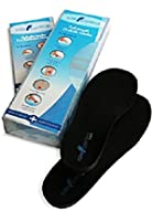 Sole Control Classic - Full Length Orthotic Insoles, Arch supports and heel cups