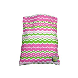Click to buy Cloth Baby Diapers: Itzy Ritzy Zippered Wet Bag from Amazon!