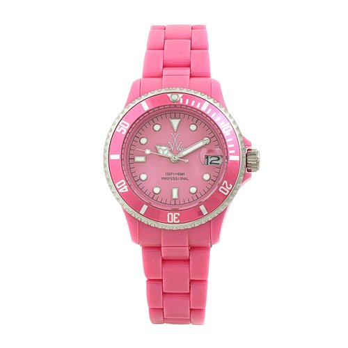Toy Watch Unisex FL47PK Mini Plasteramic Watch