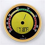 Caliber 4R Digital Hygrometer