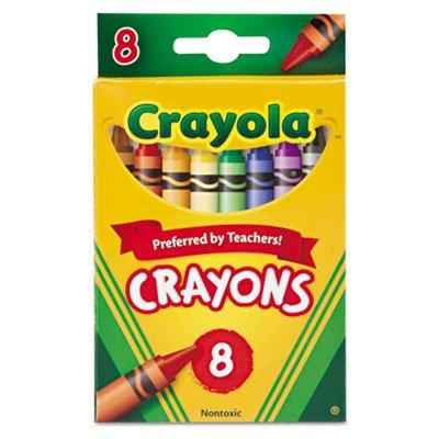 Box Of Black Crayons
