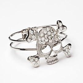 Skull Bracelet Large