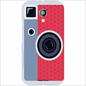 Design Worlds - Motorola Moto G (2nd Gen) Designer Back Cover Case - Multic...