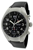Chronograph Black Dial