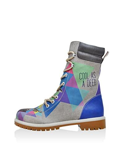 DOGO Botas de cordones Deers Are Cool