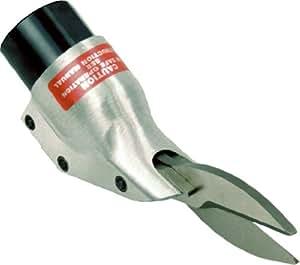 Kett 80-20 Scissor Shear Head for KD-280, P-580 and P-1080; Stationary Bottom Blade