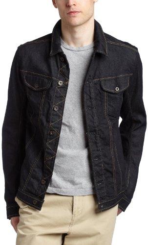 Diesel Men's Jympos Jackets, Denim, X-Large