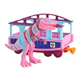 41R1jyMjPrL. SL160  Learning Curve Dinosaur Train Collectible Dinosaur With Train Car: My Friends Are Bipeds: Mr. Daspletosaurus