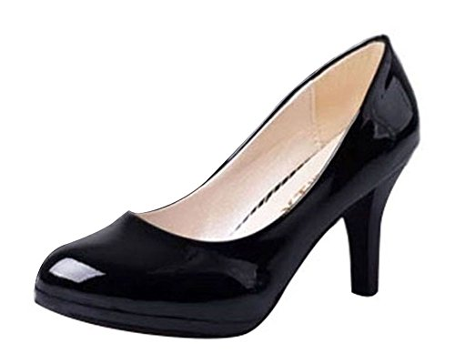 perfectaz-women-comfortable-round-toe-platform-high-heel-dress-low-top-pumps5-bm-us-black