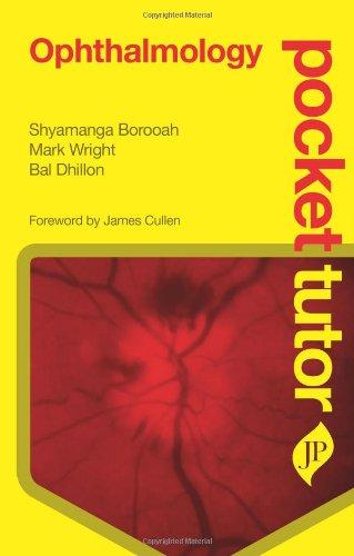 Ophthalmology (Pocket Tutor)