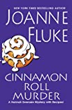 Cinnamon Roll Murder (Thorndike Press Large Print Mystery Series)