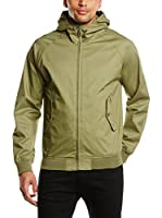 Ben Sherman Chaqueta Hooded Harrington (Verde)