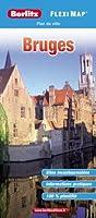Plan de Bruges - Flexi Map plastifié