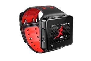 Motorola Motoactv 8GB GPS Fitness Tracker and Smart MP3 Music Player Premium Bundle