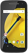 "Motorola XT 1524 Moto E (2nd Gen.)  - Smartphone libre de 4.5"" (Quad Core 1.2 GHz, 1 GB de RAM, 8 GB, cámara 5 MP, Android) color negro"