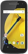 "Motorola MOTO E 4G - Smartphone libre de 4.5"" (Quad Core 1.2 GHz, 1 GB de RAM, 8 GB, cámara 5 MP, Android) color negro"