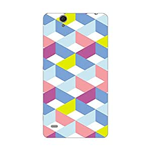 Sony C4 Cover - Hard plastic luxury designer case for Sony C4 -For Girls and Boys-Latest stylish design with full case print-Perfect custom fit case for your awesome device-protect your investment-Best lifetime print Guarantee-Giftroom 1158