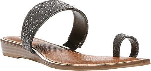 9. Carlos by Carlos Santana Women's Fayette Toe Ring Sandal