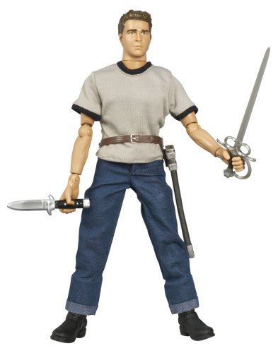 Picture of Hasbro Indiana Jones 12 Inch Figure - Mutt Williams With Sword Action (B000XUDJ2I) (Hasbro Action Figures)