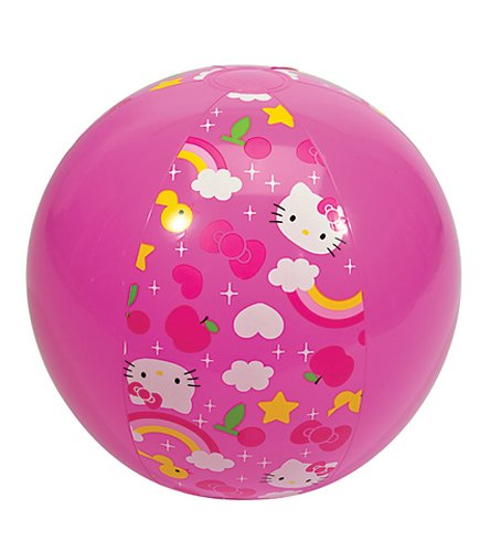 Aqua Leisure Hello Kitty Beach Ball - 1
