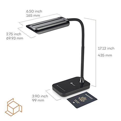preisvergleich taotronics 7w schreibtischlampe led tischlampe mit willbilliger. Black Bedroom Furniture Sets. Home Design Ideas