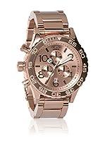 Nixon Reloj con movimiento cuarzo japonés Man A037-897 42 mm