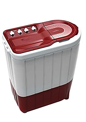 Whirlpool ATOM62S Semi-automatic Top-loading Washing Machine (6.2 Kg, Ruby)
