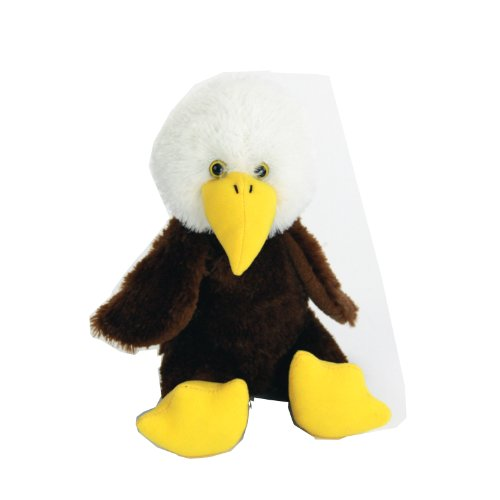 "Purr-Fection Tender Friend Eagle 12"" Plush - 1"