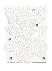 Martha Stewart Crafts Lace Butterflies