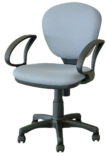 Nakabayashi OA rocking chair grey CRS-102-N