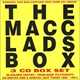 The Macc Lads The Macc Lads Box: 20 Golden Crates / From Beer To Eternity / An Orifice And A Genital (Out Takes 1986 - 1991)