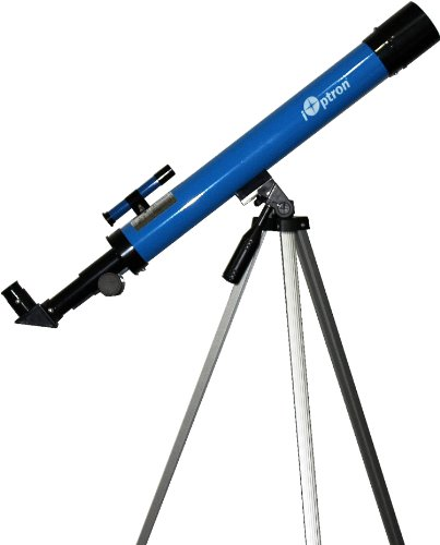 Best Price iOptron 6004 iExplore 50AZ Refractor Telescope (Blue)