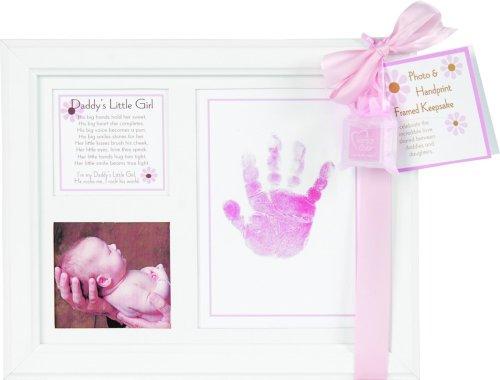 The Grandparent Gift Co. Keepsake Frame, Daddy's Little Girl