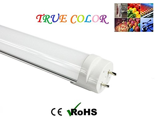 Fulight True-Color® T8 LED Tube Light - 2 foot
