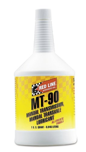 Red Line 50304-6PK Manual Transmission (MT) 90W Gear Oil - 1 Quart, (Pack of 6) (Vw Vanagon Transmission compare prices)