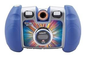 Vtech - 122805 - Jeu Electronique - Kidizoom Twist - 7 en 1 - Bleu