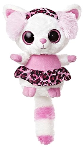 "YooHoo & Friends 5"" Plush Snow Pal Pammee Fennec Fox"