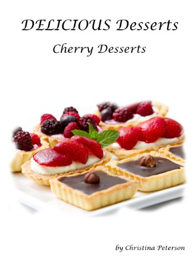 Cherry Dessert Recipes