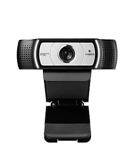 Logitech HD Webcam C930e, schwarz/silber