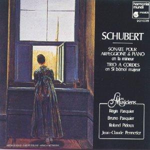 Trio pour cordes, n ̊ 1, D 471, si b M | Schubert, Franz (1797-1828)