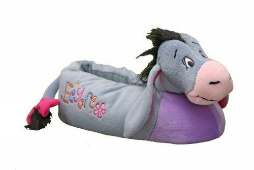 Cheap Walt Disney Winnie the Pooh Eeyore Slippers Uni-Sex (B001W9EWKC)