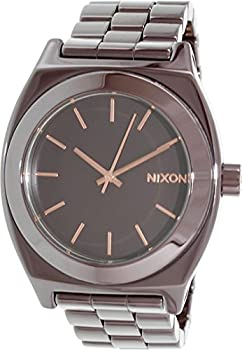 Nixon A2501192 Ceramic Time Teller Women's Watch