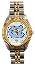 North Carolina Tar Heels- (University of) UNC Ladies Executive Stainless Steel Sports Watch