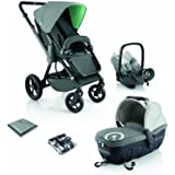 Concord Wanderer Travel Set (Grey)